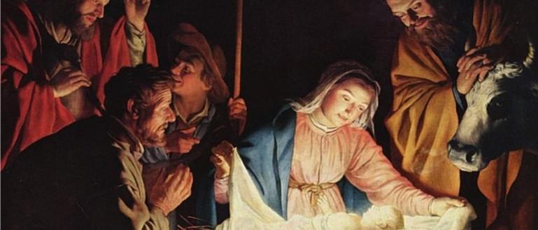 Rembrandt Weihnachten Ausschnitt