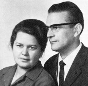 Arpad und Annelene von Almassy