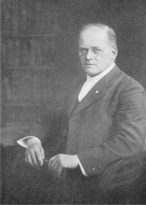 Pastor Friedrich Gaedke