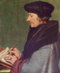 Erasmus von Rotterdam (Gemälde von Hans Holbein)