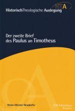 Der zweite Brief des Paulus an Timotheus | Bibelbund