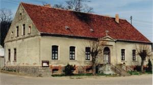 Pfarrhaus in Hohenselchow, in dem 1894 der Bibelbund gegründet wurde